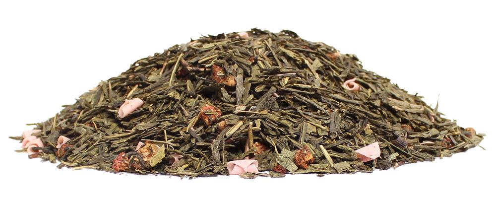 зеленый чай с перцем для похудения